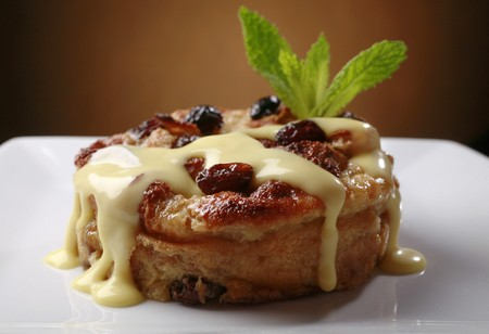 Ruth's Chris Steak House - Bread Pudding
