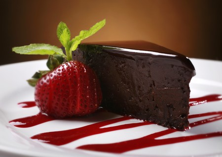 Ruth's Chris Steak House - Sin Cake