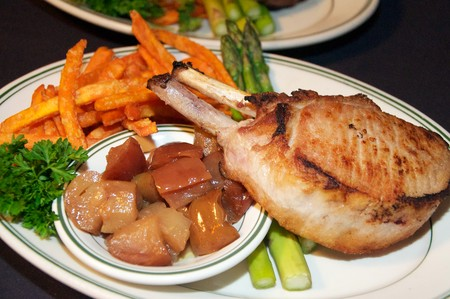 Red Tracton's - Pork Chop