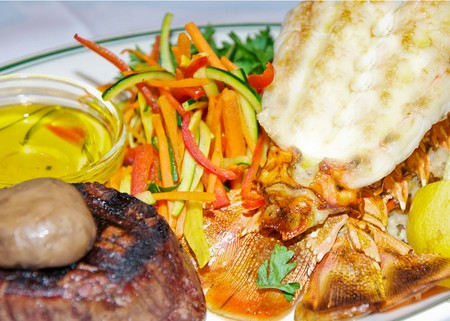 Red Tracton's - Steak & Lobster