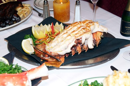 Red Tracton's - Lobster Tail