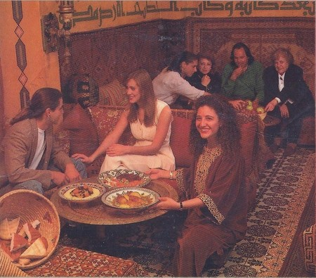 Marrakesh - Tranquil dining experiences