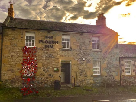 The Plough Inn - Leitholm - The Plough Inn, Leitholm