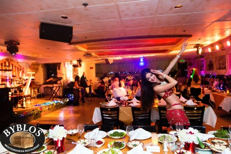 Byblos Mediterranean Restaurant & Hookah Bar - Nightlife at Byblos