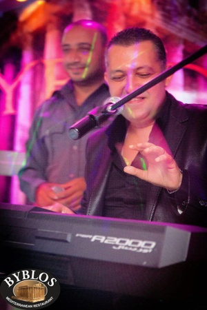 Byblos Mediterranean Restaurant & Hookah Bar - Live Singers Every Friday and Saturday