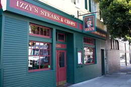 Izzy's Steaks & Chops