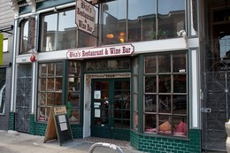 Bia's Restaurant & Wine Bar