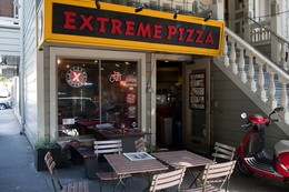 Extreme Pizza Lower Pacific Heights