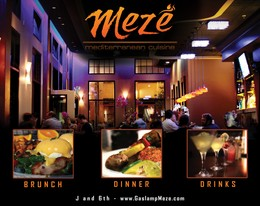 Meze Greek Fusion