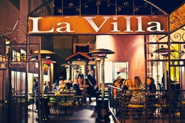 La Villa Restaurant & Bar