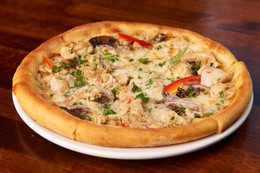 Sammy's Woodfired Pizza & Grill - La Mesa
