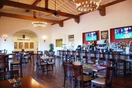 Coupa Cafe - Stanford Golf Course