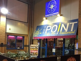 The Point Cafe, Bar & Restaurant