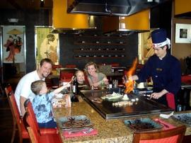 Hokkaido Teppanyaki Hibachi Steakhouse