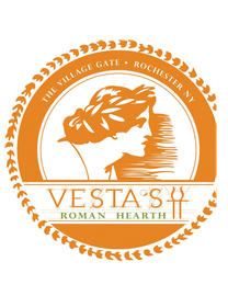 Vesta's Roman Hearth