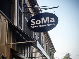 SoMa Downtown Grill