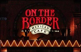 On the Border - Mission Valley