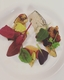 "Jardin at The Hugh - Nourish Cashew 'Cheese"" & Waldorf Salad Garnishes"
