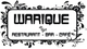 Warique Restaurant - Welcome to Warique Restaurant