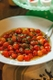 Lulu's Italian Home Cooking - Blistered Tomatoes