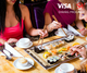 Ikebana Sushi Bar - Guaynabo - Visa DIning Program