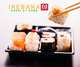 Ikebana Sushi Bar - Guaynabo - Sushi at Home