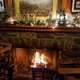 Camelot Restaurant & Inn - Bar fireplace
