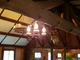 Tamarack Lodge & Indie Glamping Resort - Chandelier